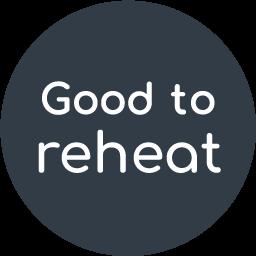 Good to reheat