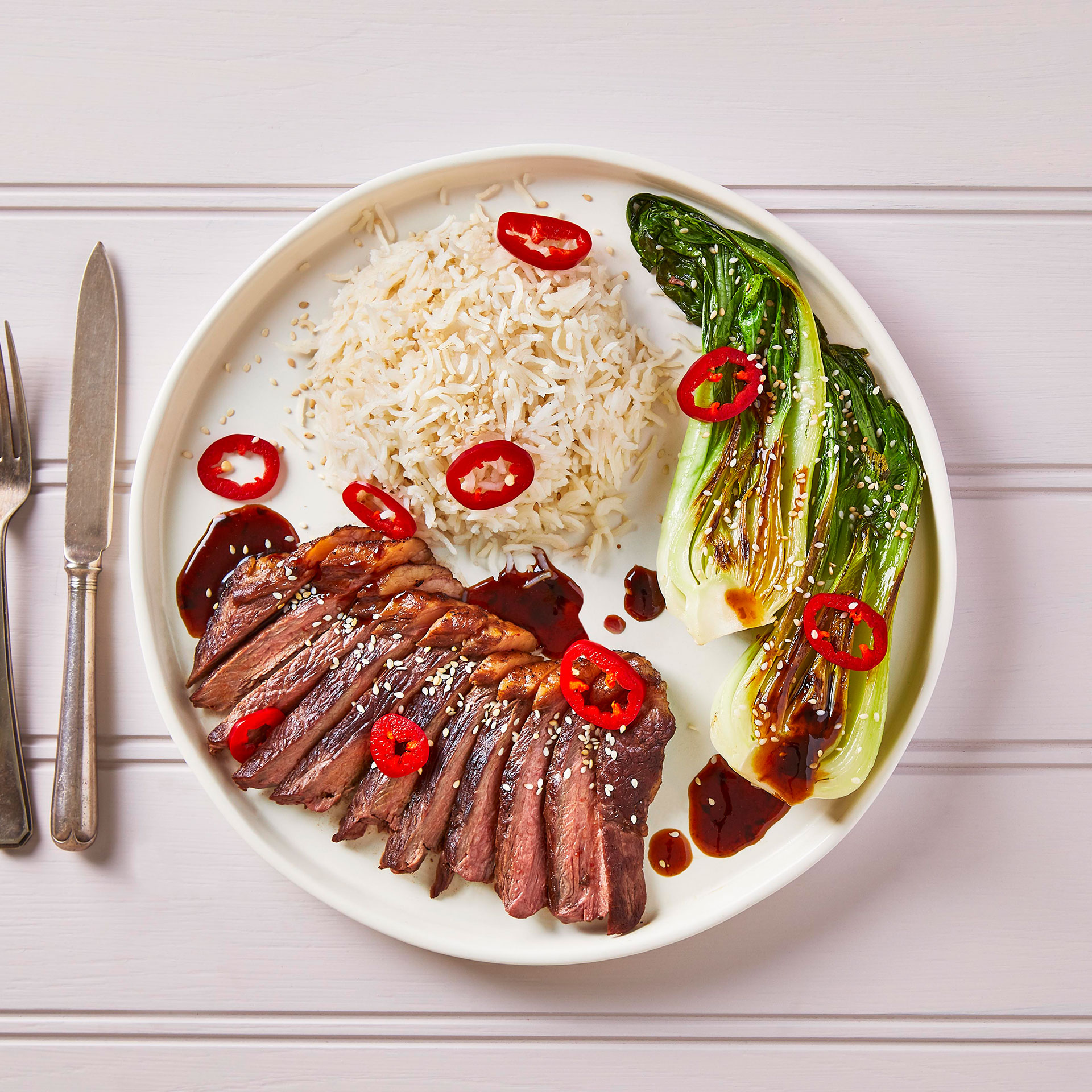 How to cook wheat rump