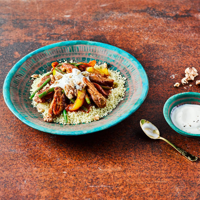 Recipes quick easy dinner ideas from gousto moroccan recipes forumfinder Images