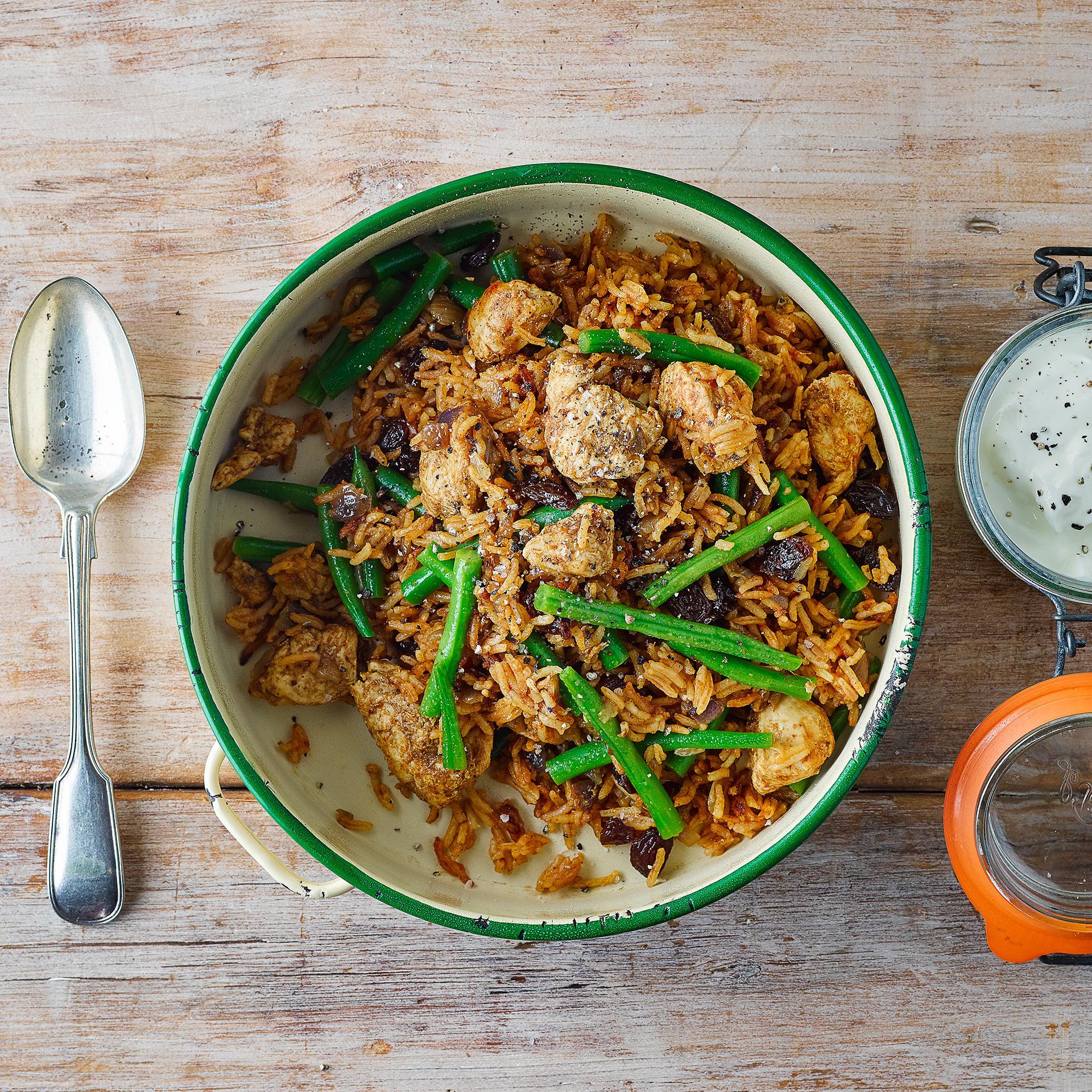 One pot easy chicken biryani recipe gousto forumfinder Image collections