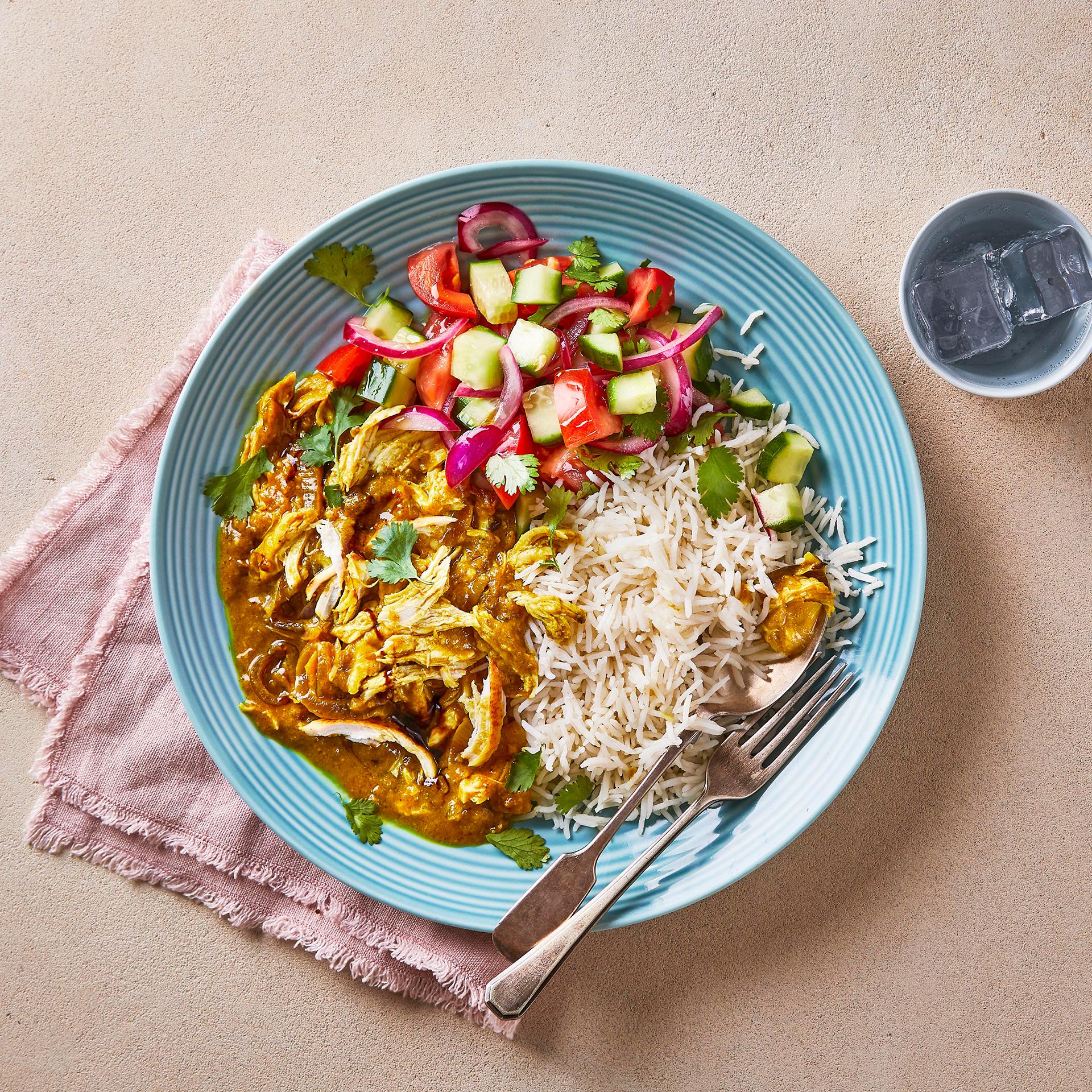 Chicken Date Amp Tamarind Curry Recipe Gousto