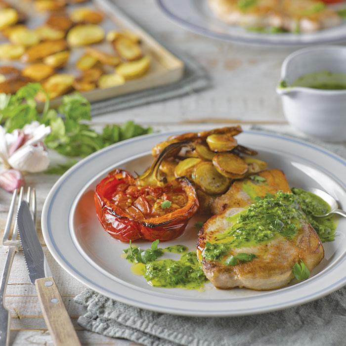 Pork & Salsa Verde Recipe