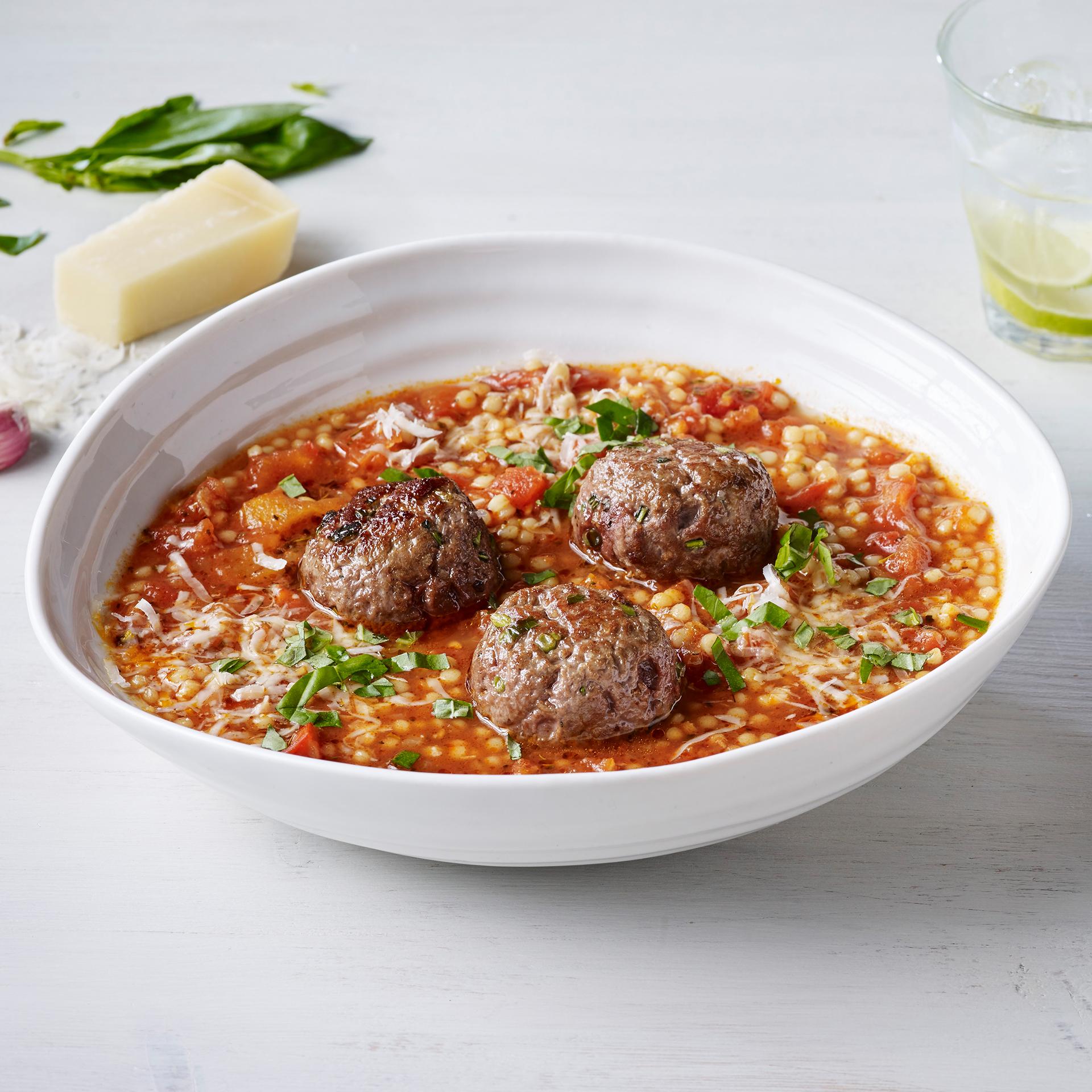 beef polpette recipe gousto